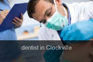 Dentist in Clockville