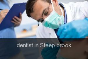 Dentist in Steep brook