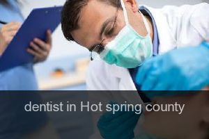Dentist in Hot spring county